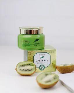 Крем для лица с экстрактом зеленого чая Deoproce GREEN TEA Total Solution cream 100 мл №1902С, ,