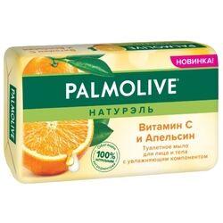 NEW Мыло т. PALMOLIVE 150г Натурэль Витамин С- Апельсин