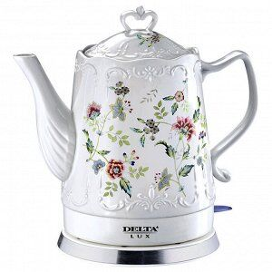 ✔ Дельта- Дискаунтер ✔ Товары для дома ✔- 44 — Чайники с фарфоровым корпусом электрические — Электрические чайники и термопоты