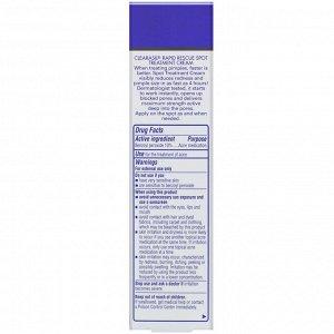 Clearasil, Rapid Rescue, Spot Treatment Cream, 1 oz (28 g)