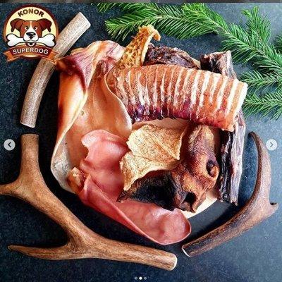 Лакомство для вашей собаки! Рога северного оленя, деликатес! — Мясные деликатесы — Лакомства и витамины