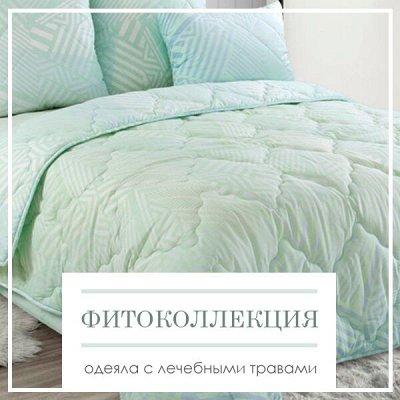 🔥 Весь Домашний Текстиль!!! 🔥 От Турции до Иваново! 🌐 — Лечебные травы и фитоколлекция От 406 р — Одеяла