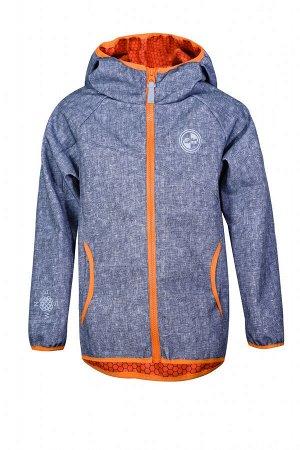 Куртка В19042 Серый