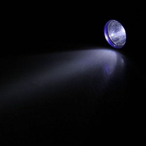 """Фонарь  ручной """"Трубка"""", 1 LED, ручка фигурная, 1 АА, микс"""