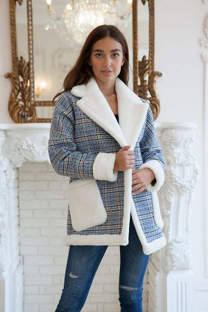 отличное утепленное пальто