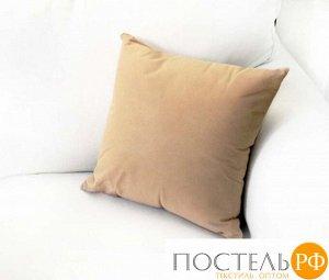 Подушка-наполнитель арт.0000114-01 бежевый 40*40 см, вес 360 грамм