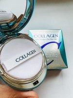 Enough Collagen Hydro Moisture Two Way Cake № 13 Увлажняющая коллагеновая пудра со сменным блоком 13гр+13гр