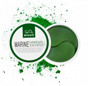 Misoli Marine hydrogel eye patch  маски-патчи для кожи вокруг глаз с морскими водорослями