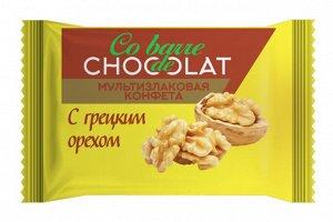 Конфеты Кобарде с грецким орехом