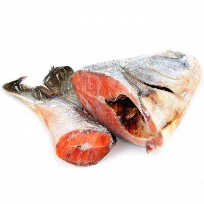 Кета, Чавыча, Семга, Треска. Стейкхаус — Суповой набор из лососевых рыб от 164р — Свежие и замороженные