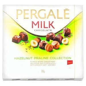 конфеты PERGALE HAZELNUT PRALINE COLLECTION 120 г