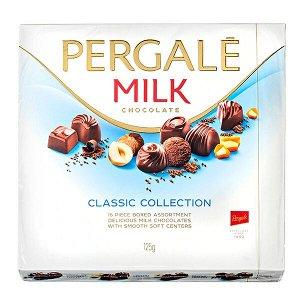 конфеты PERGALE MILK CLASSIC COLLECTION 125 г