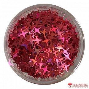 Камифубуки звёздочки для дизайна ногтей