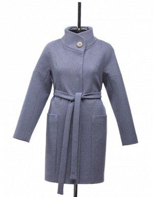 Пальто Длина по спине: 88 см. Длина рукава от горловины: 73 см. Ткань: Пальтовая (Твид), Подкладка: Полиэстер