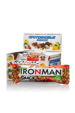 IRONMAN Snack Bar 40 гр.