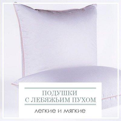 🔥 Весь Домашний Текстиль!!! 🔥 От Турции до Иваново! 🌐 — Подушки с Лебяжьим Пухом — Подушки и чехлы для подушек