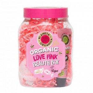 Подарочный набор Love Pink Planeta Organica