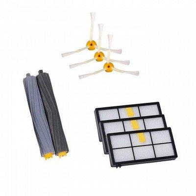 Аксессуары для роботов-пылесосов-4. Дозаказ — Для IROBOT — Пылесосы