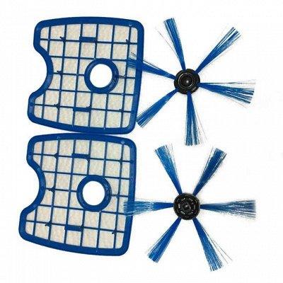 Аксессуары для роботов-пылесосов-4 — Для Philips — Аксессуары