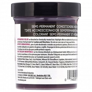 Punky Colour, Semi-Permanent Conditioning Hair Color, Red Wine, 3.5 fl oz (100 ml)