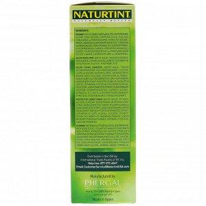 Naturtint, Стойкая краска для волос, коричнево-черная 2N, 165 мл (5,6 жидкой унции)
