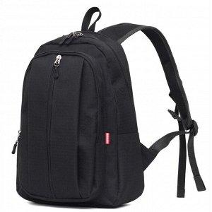 Рюкзак с жесткой спинкой 279 черный