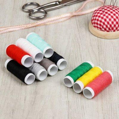 🌈Хобби-Маркет-5 Аксессуары для вязания, шитья, вышивания!✨  — Нитки и наборы ниток — Нитки