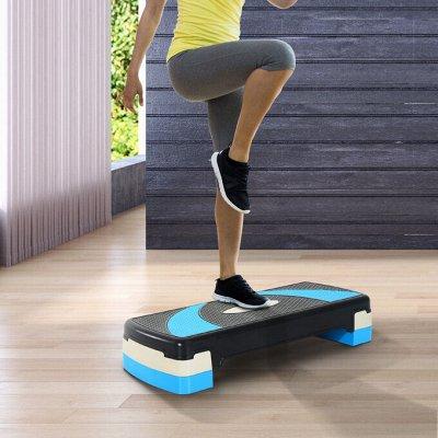 🧘♀️Идеальная фигура не выходя из дома! Спорт товары!🏋️♀️  — Степ-платформы для фитнес-тренировок — Спортивный инвентарь