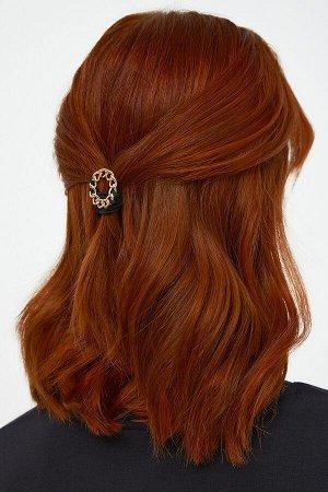 Резинка для волос жен. Casto черный
