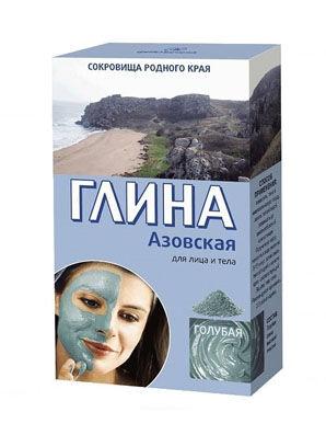 Голубая глина Азовская
