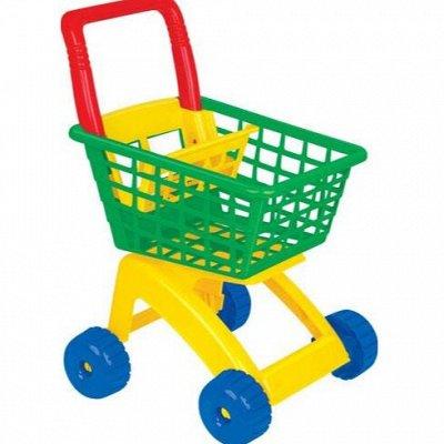 Полесье. Любимые игрушки из пластика. Успеем до повышения — Тележки, тачки — Спортивные игры
