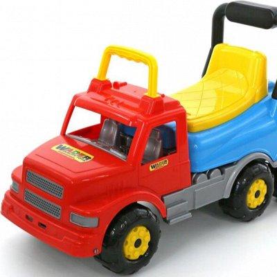 Полесье. Любимые игрушки из пластика. Успеем до повышения — Буран — Машины, железные дороги