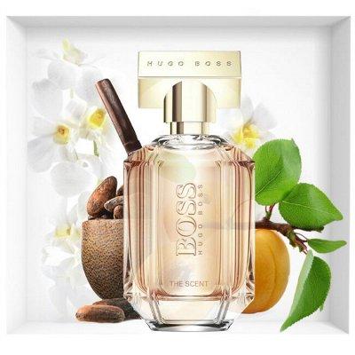 Элитная косметика и парфюмерия . Майская акция — Hugo Boss — Парфюмерия