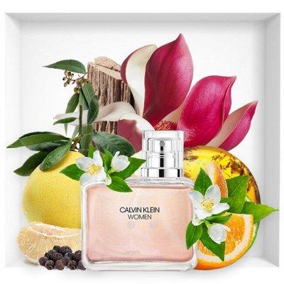 Элитная косметика и парфюмерия . Майская акция — Calvin Klein — Парфюмерия