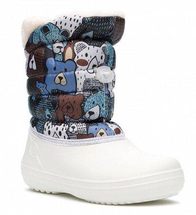 ДЮНА. Сноубутсы от 21 до 48р. Сапоги, ботинки, галоши — Сноубутсы от 21р до 48р