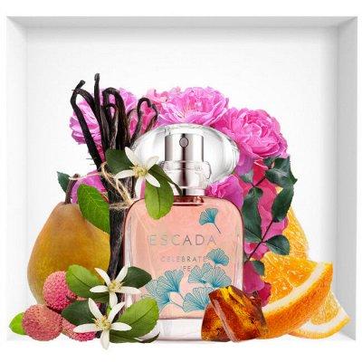 Элитная косметика и парфюмерия . Майская акция — Escada — Парфюмерия
