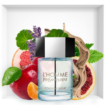 Элитная косметика и парфюмерия . Майская акция — Yves Saint Laurent — Парфюмерия