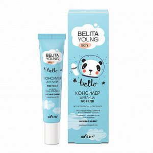 "Белита Belita young skin Консилер для лица ""NO FILTER"" 20 мл 0,03 кг"