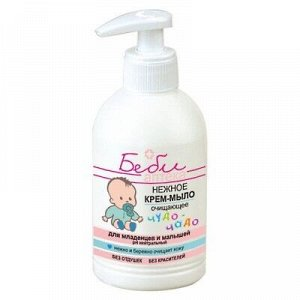 Крем-мыло     Нежное очищение 0+    300 мл 0,36 кг