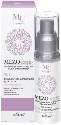 Белита MEZOCOMPLEX Крем дневной для лица 30+ Глубокое увлажнение 50 мл 0,09 кг