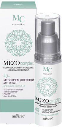Белита MEZOCOMPLEX Крем дневной для лица 40+ интенсивное омоложение 50 мл 0,09 кг