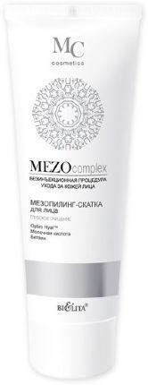 Белита MEZOCOMPLEX Пилинг-скатка для лица глубокое очищение 100 мл 0,12 кг