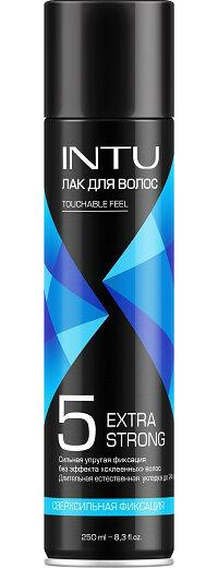 Лак для волос INTU EXTRA STRONG HOLD ССФ, 250 см3 /12/10771 8