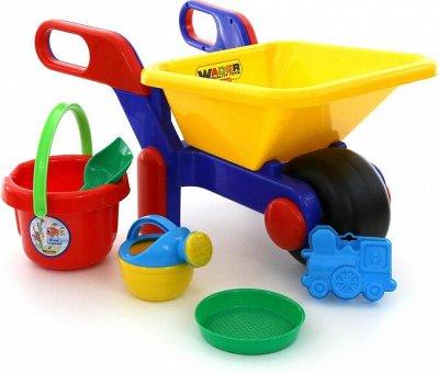 Полесье. Любимые игрушки из пластика. Ассортиментище!