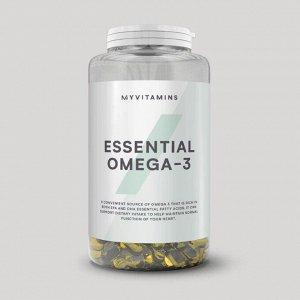 Омега 3 (Рыбий жир) MYPROTEIN Essential - 1000 мг - 250 капсул