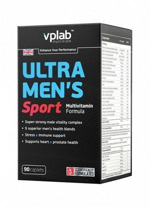 Мультивитамины VPLab Ultra Men's Sport Multivitamin Formula - 90 таблеток