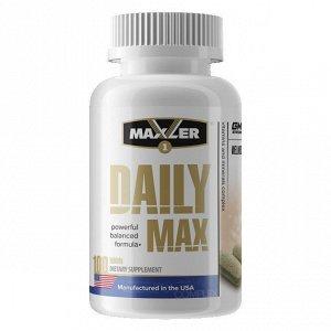 Мультивитамины MAXLER Daily Max - 100 таблеток