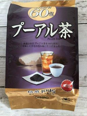 ORIHIRO Чай пуэр