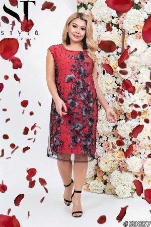 Платье 59857