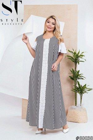 Платье 60038